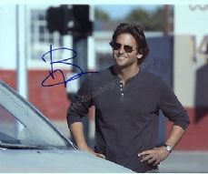 BRADLEY COOPER SIGNED THE HANGOVER CERTIFIED AUTHENTIC  FILM  ACTION